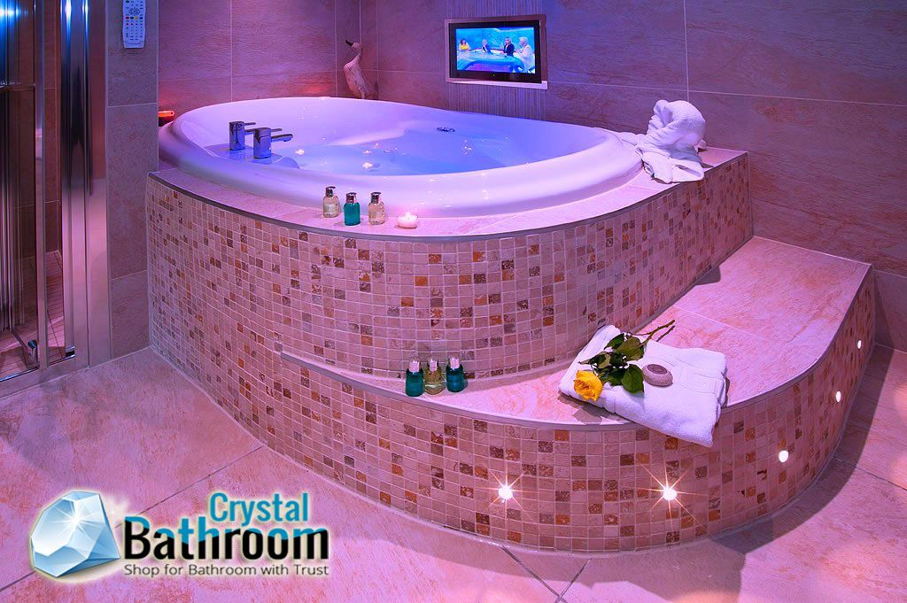Jacuzzi Baths – A delight for a refreshing bath | Jacuzzi and Bath