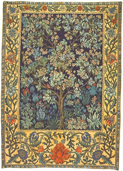 Tree Of Life Extra Large Tapestry 73x51 1100 Stitching Miniatur Muster Schonheiten