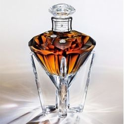 """John Walker releases """"Diamond Jubilee"""", a specially crafted blend of rare malt and grain Scotch whiskies distilled in 1952, coinciding with Queen Elizabeth's coronation."""