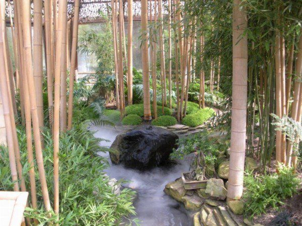 Bamboo Garden Design Ideas Zen Garden Design Garden Decor Ideas Part 61
