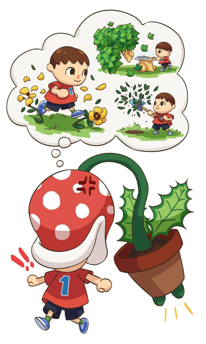 Piranha Plant Kirby Memes Artwork And Reactions 8 Out Of 10