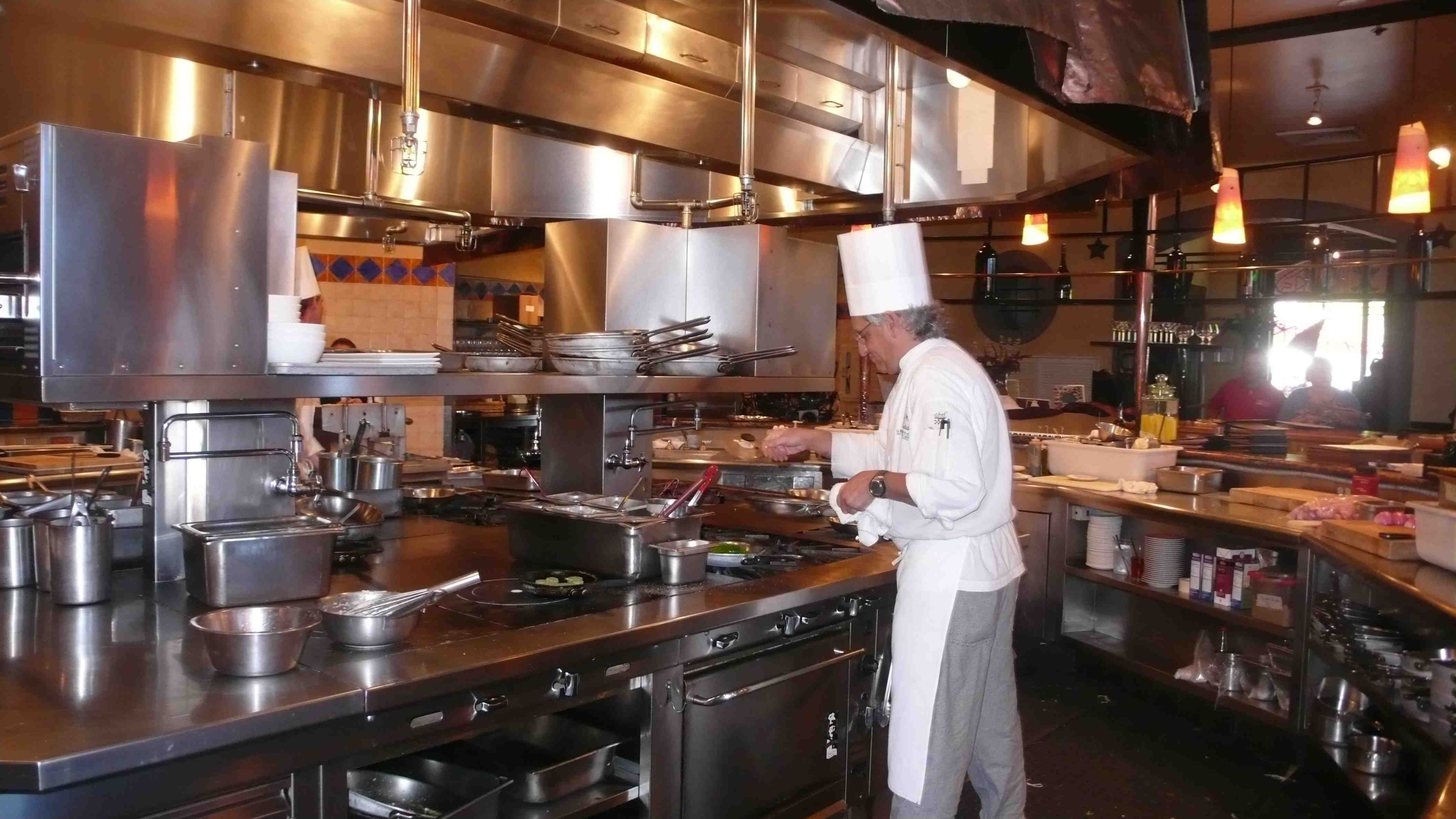 restaurant open kitchen concept Google Search