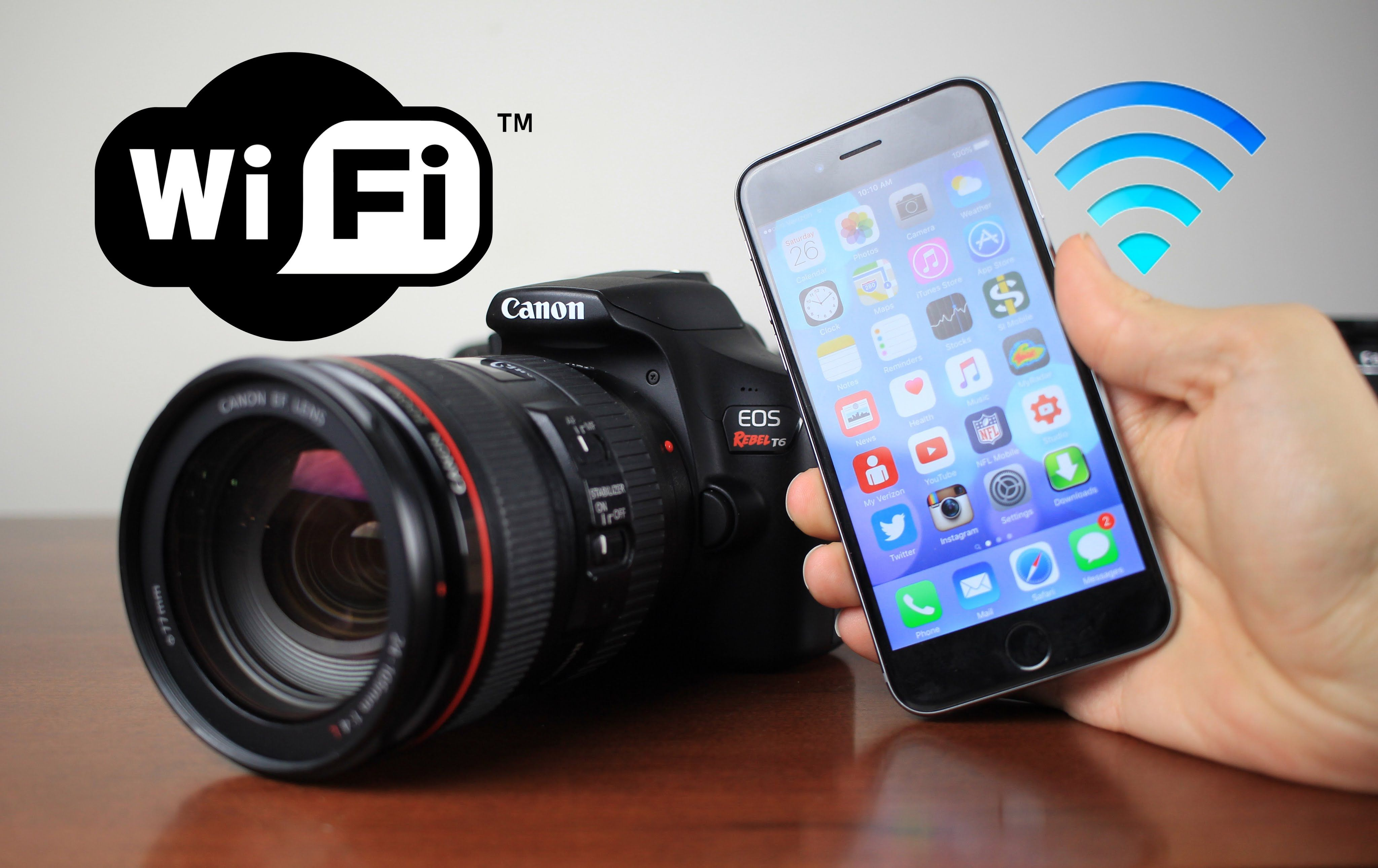 Canon T6 Wifi Setup Digital Camera Photography Canon Camera Digital Camera