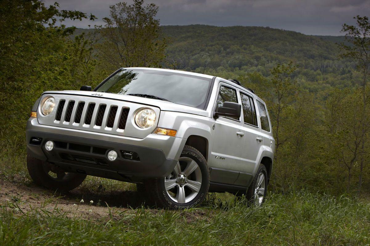2014 Jeep Patriot Latitude 4X4 Jeep patriot, Jeep