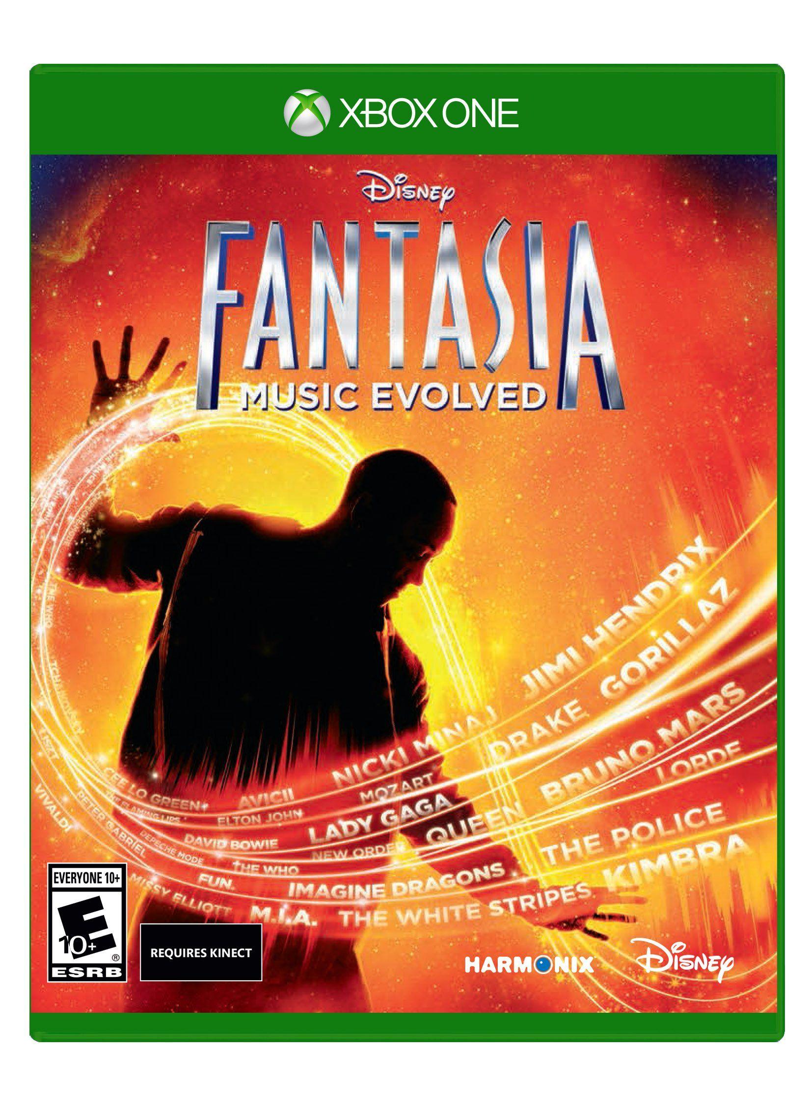 AmazonSmile Disney Fantasia Music Evolved Xbox One