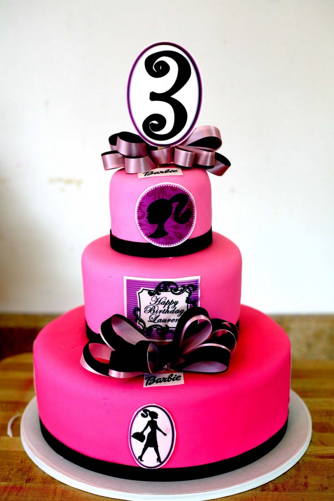 Barbie Cake Lets Replace That 3 With A 25 This Year Never