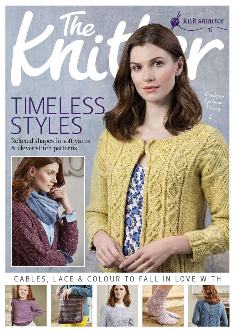 The knitter 95 2016 knit patterns bankloansurffo Choice Image