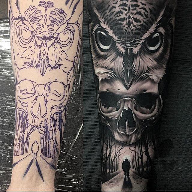 2,835 lượt thích, 20 bình luận Tattoos Collective