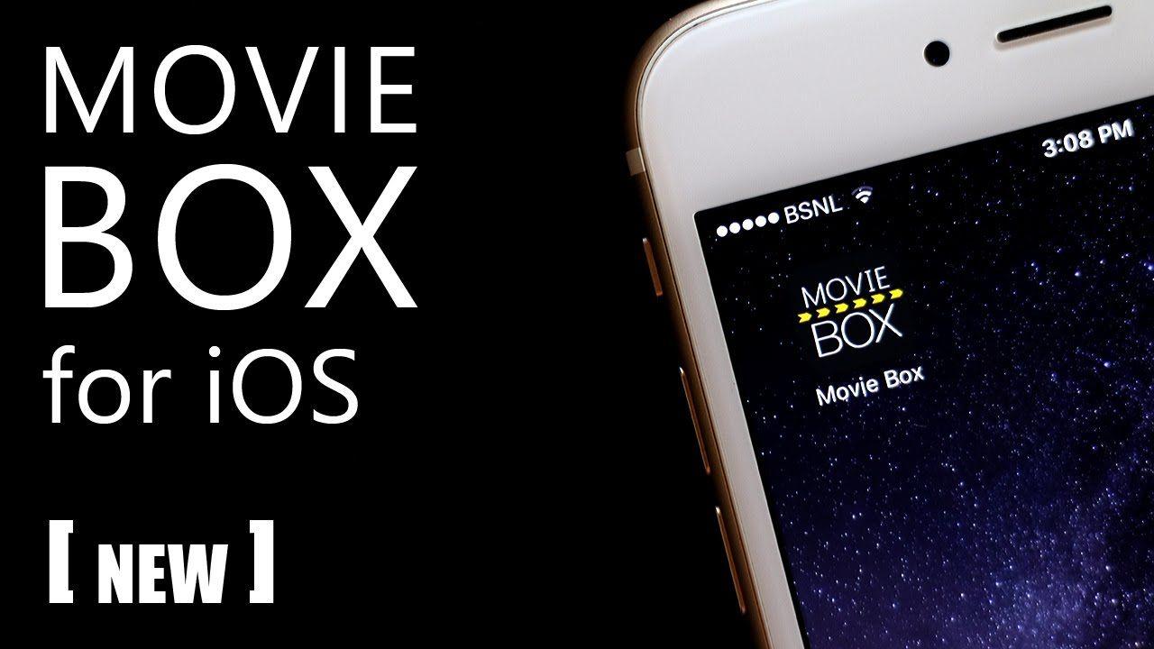 How To Install MovieBox for iOS (No Jailbreak