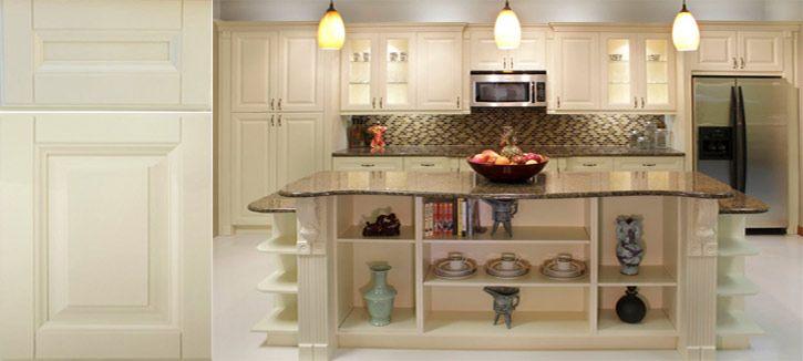 Best Coastal Cream Shop Kitchen Cabinets Online Buy All Wood 400 x 300