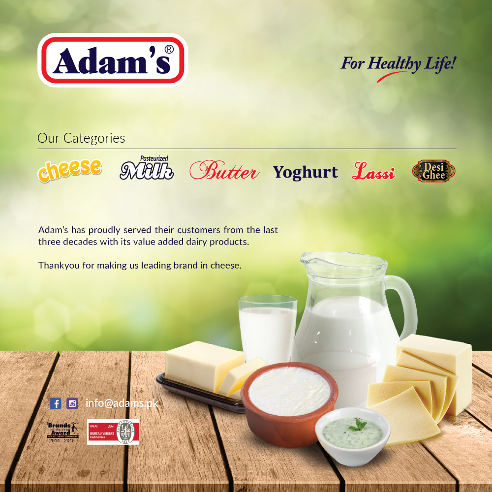 Join Adam's Milk Foods at the Dawn Lifestyle Expo 2018