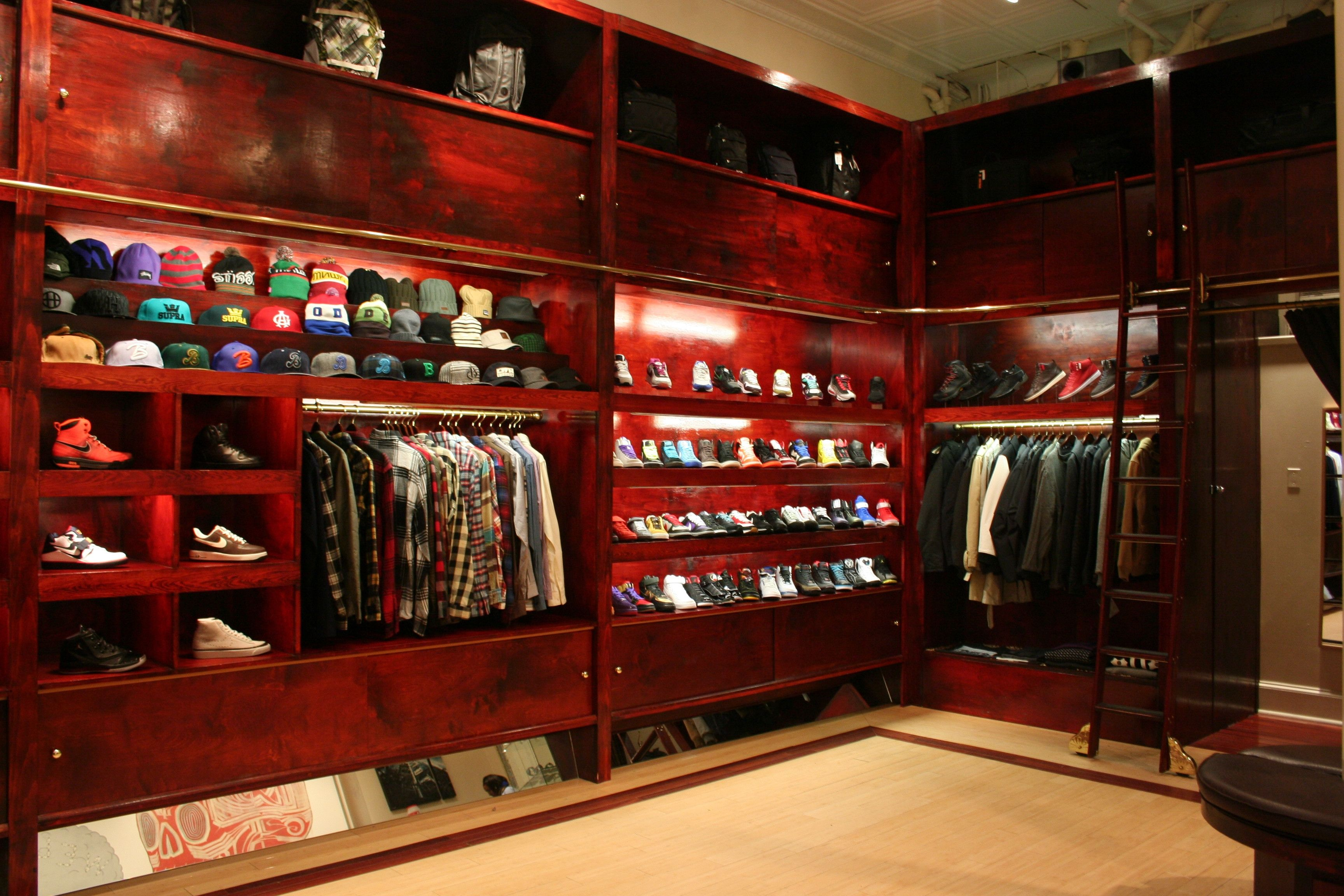 Explore Clothing Store Interior And More