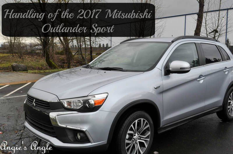Handling of the 2017 Mitsubishi Outlander Sport