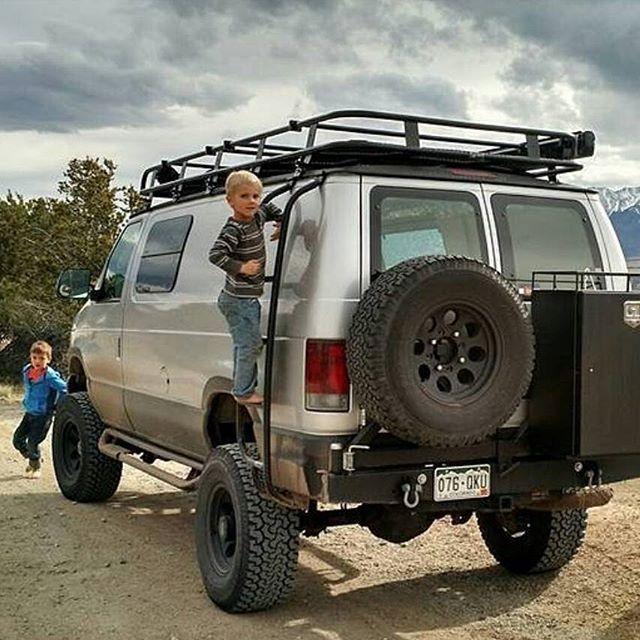 @livingourdreams.co Family Exploring Colorado In Their Rig