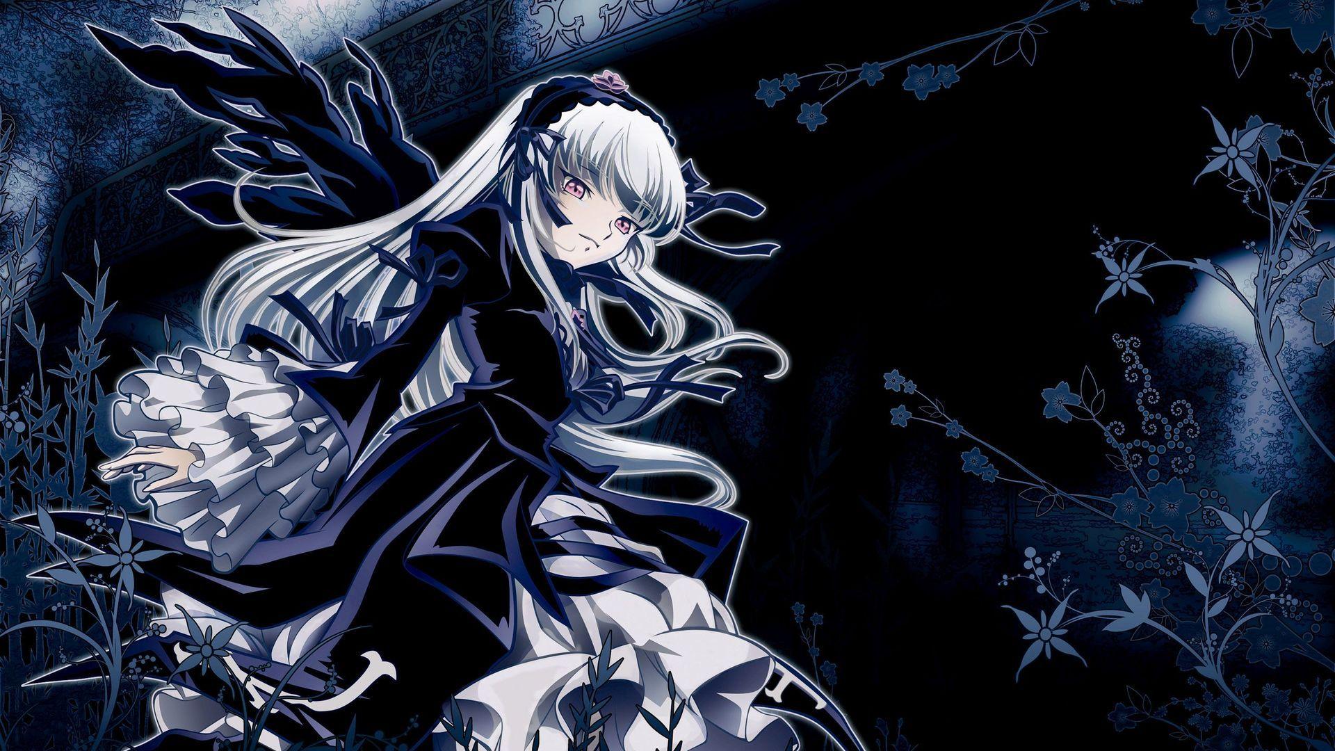 rosa mystica rozen maiden anime hd wallpaper 13605 - Anime ...