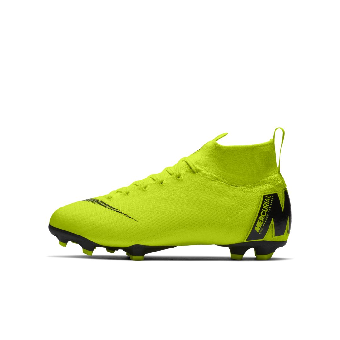 Jr. Superfly 6 Elite FG Big Kids' Firm Ground Soccer Cleat