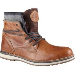 mclerran men cognac leather review buy now  mens boots