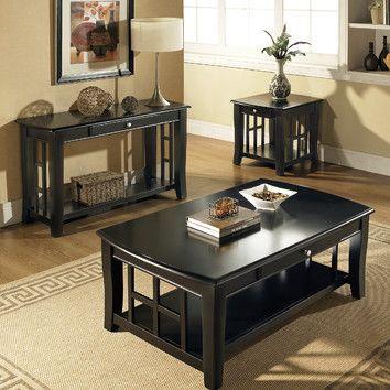 Jennings Coffee Table Wayfair Steve Silver Furniture