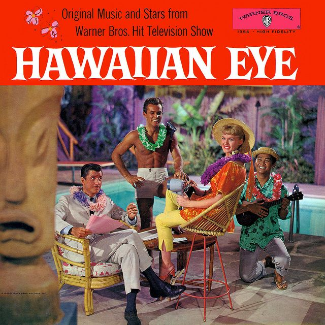 Warren Barker - Hawaiian Eye (1960)