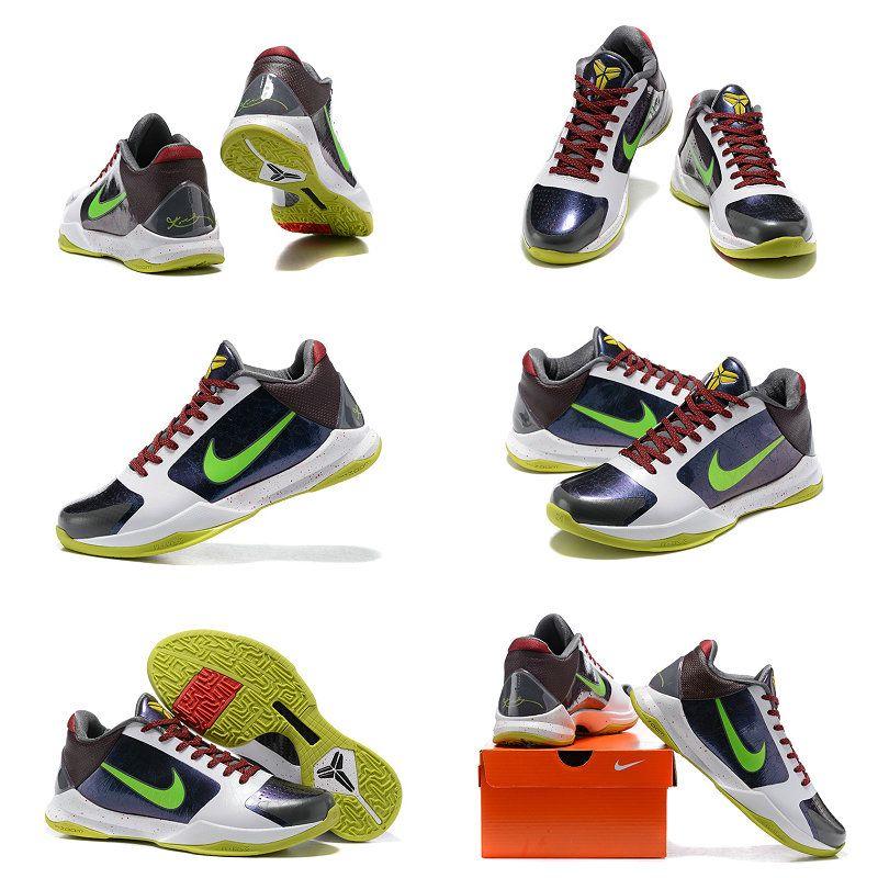 5389682313a7 New Arrival 2018 Nike Zoom Kobe V 5 Chaos Purple Cyber White Black 386429  531