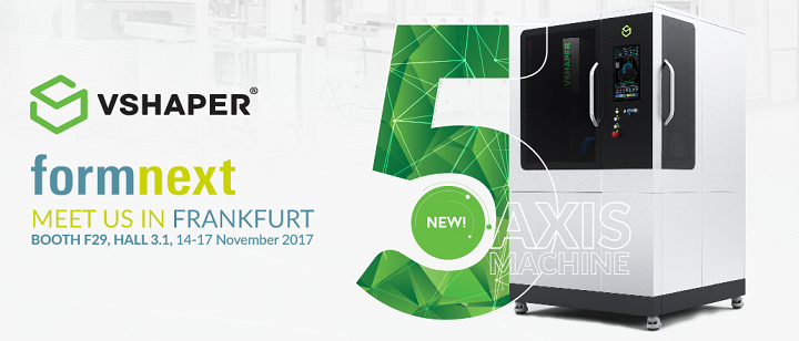 3d Printing Business Verashape Introducing New Vshaper 3d Printer