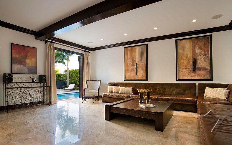 Miami Villas Homes Luxury Rent Holiday Florida