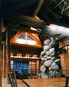Bohlin Cywinski Jackson - Adirondack House