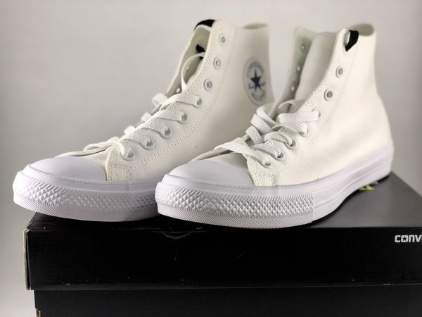 Converse Lunarlon Insole For Sale Converse Chuck Taylor All Star Ii White Multiple Sizes For Sale In