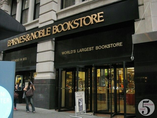 The Old Barnes Noble 18th St 5th Ave Places And Buildings I