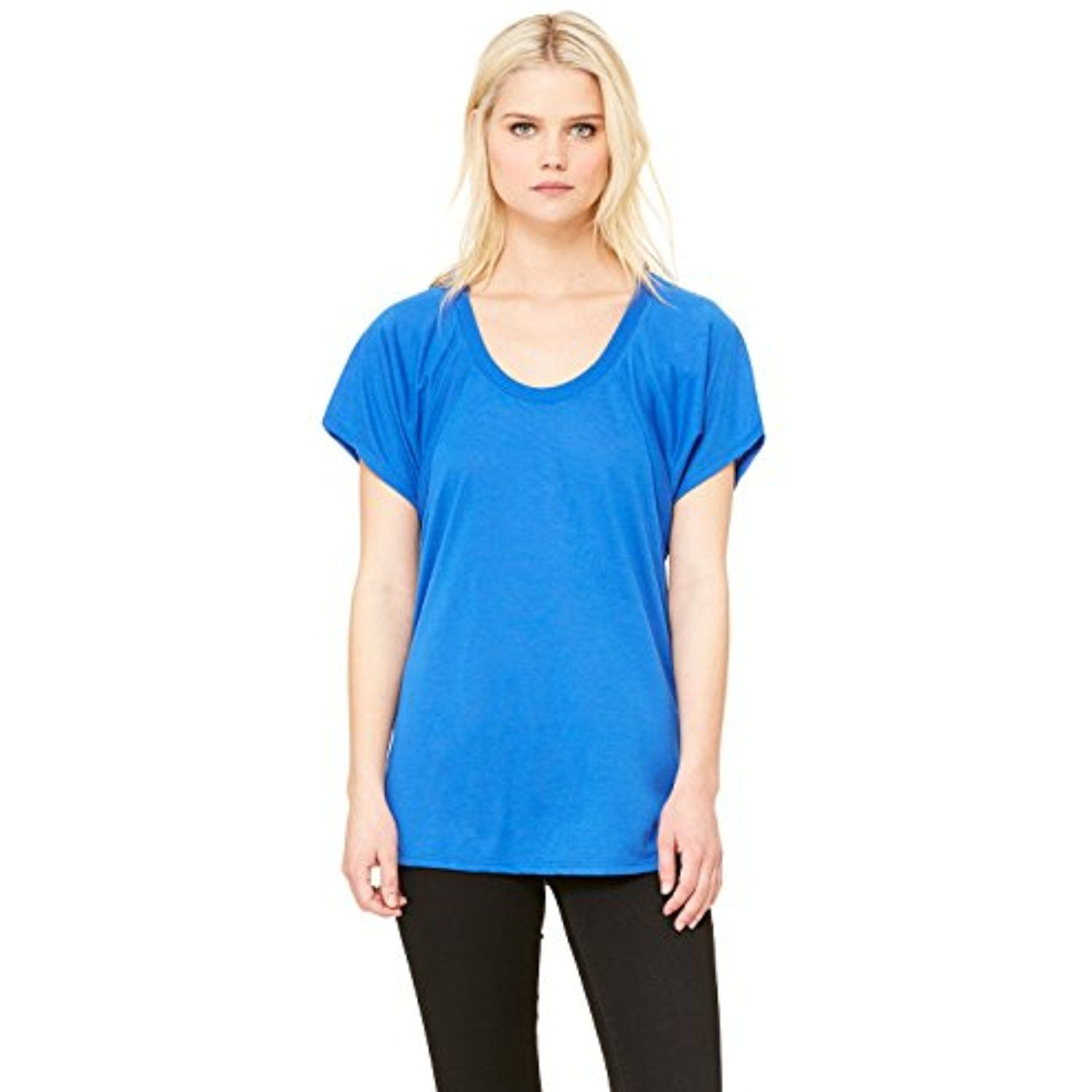 Zara Yoga Studio |LA| Women's Flowy Raglan Tee >>> Visit the image link more details. (This is an affiliate link) #Clothing
