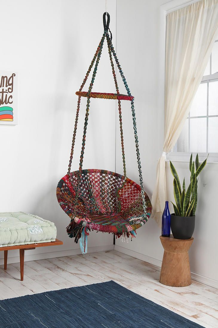 Attrayant UrbanOutfitters.com: Marrakech Swing Chair... I Have Wanted A Hammock In My  Apartment Since Living In Tel Aviv... This Looks Like The Perfect Chair On  An ...