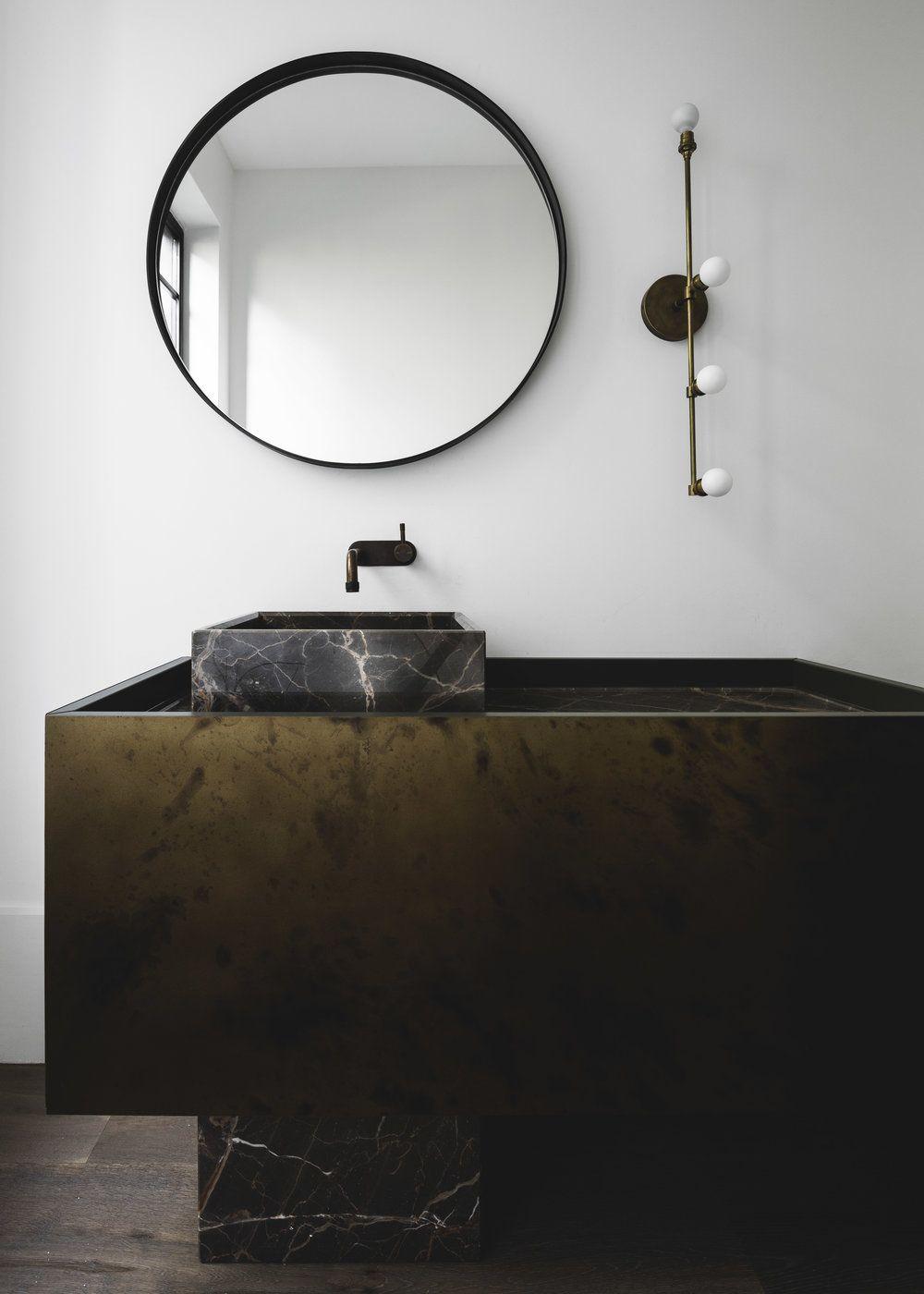 Salle De Bain Chez Tereva ~ Hunters Hill House Handelsmann Khaw Bathroom Pinterest