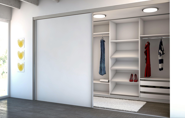 Begehbarer Kleiderschrank Mit Schiebeturen Schrank Design