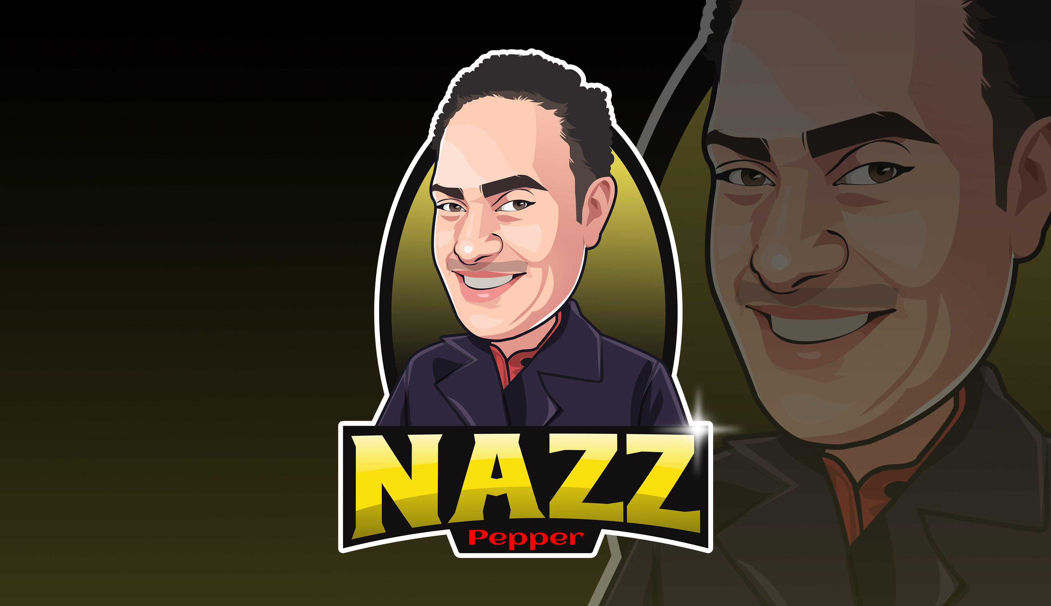 Make your cartoon logo. Custom Youtube & Twitch Logo Just
