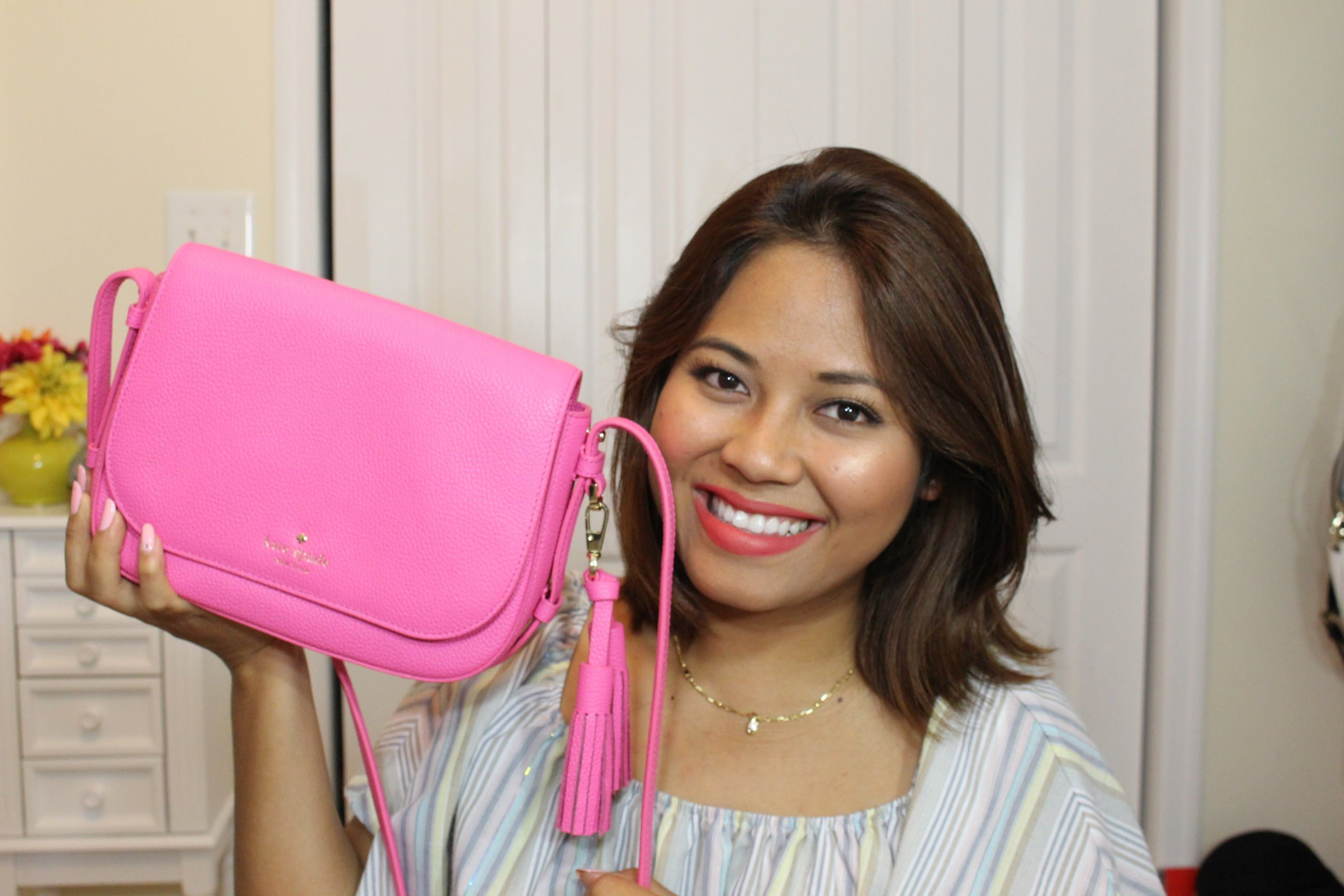 Kate Spade Orchard Street Penelope Bag Review <3