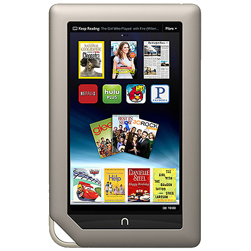 Barnes Noble Nook Specs With Images Nook Tablet Tablet Cool