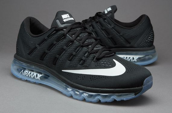 Nike Air Max 2016 Bougies Noires Faux