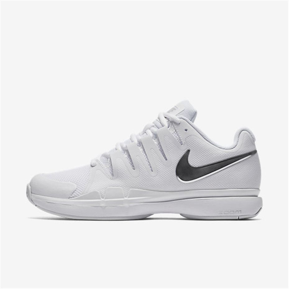 the best attitude 4be94 892d1 NikeCourt Zoom Vapor 9 5 Tour (White   Metallic Silver)