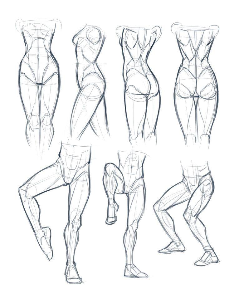 How to Draw Legs - Bone Anatomy for Artists | Proko