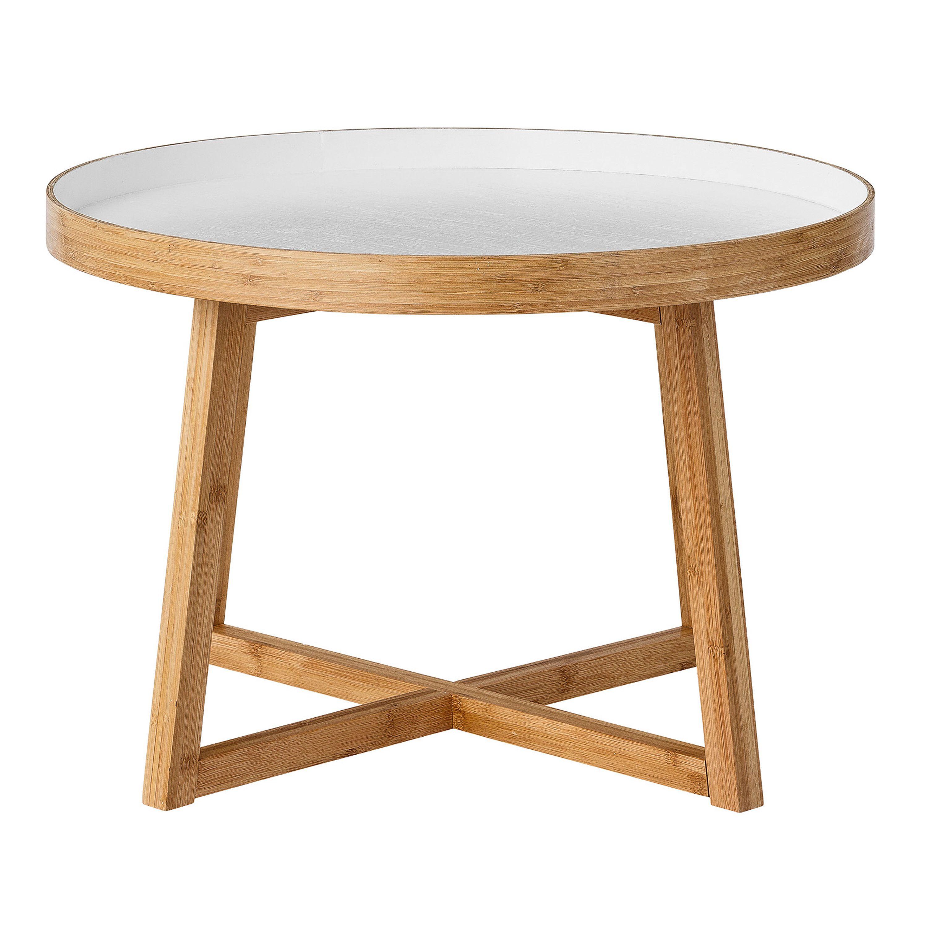 Bloomingville Coffee Table Coffee Table Bamboo Coffee Table Round Coffee Table [ 3022 x 3022 Pixel ]