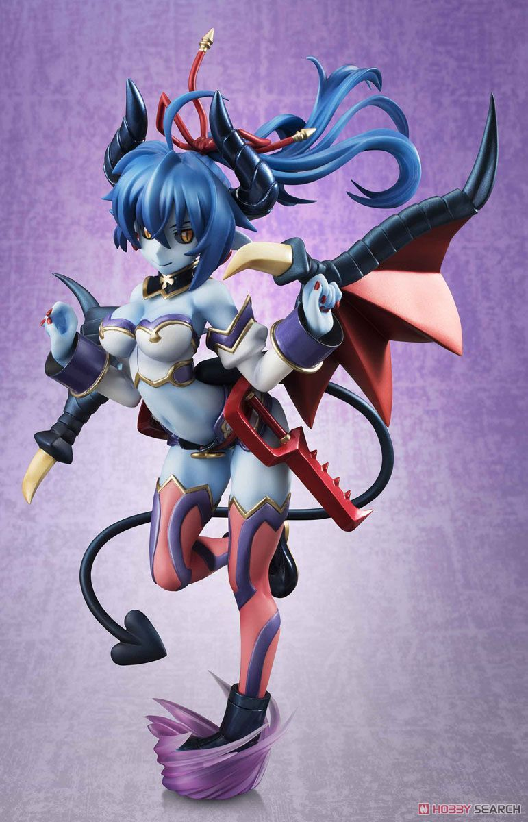 Excellent model shinrabansho choco demon princess asmodeus pvc figure item picture1