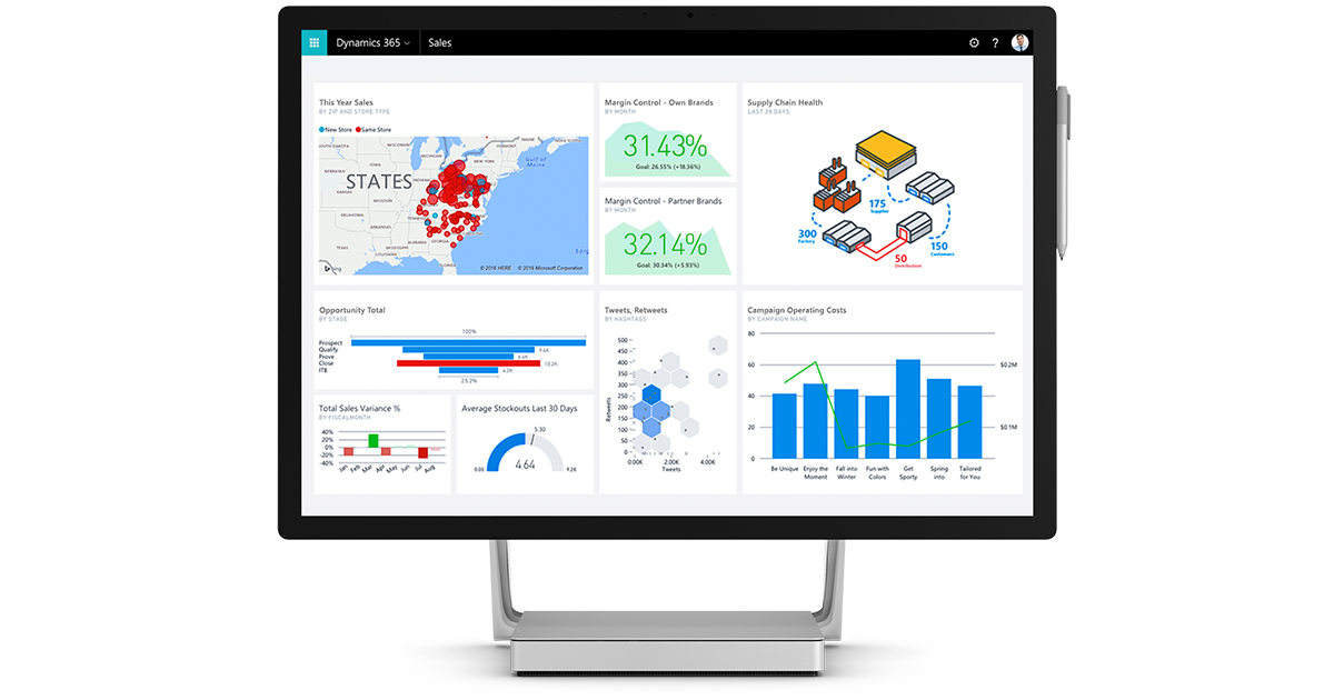 Microsoft Dynamics 365: Intelligent Business Applications   ||  Bring CRM and ERP capabilities together with Microsoft Dynamics 365—intelligent business applications that help run your business end to end in the cloud. https://dynamics.microsoft.com/en-us/?utm_campaign=crowdfire&utm_content=crowdfire&utm_medium=social&utm_source=pinterest