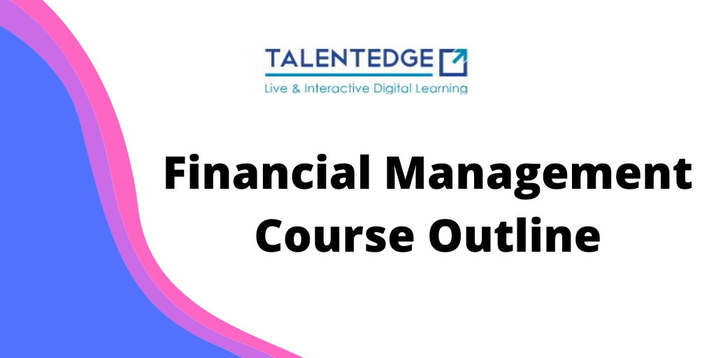 Advanced Financial Management Courses Are Specially Designed For