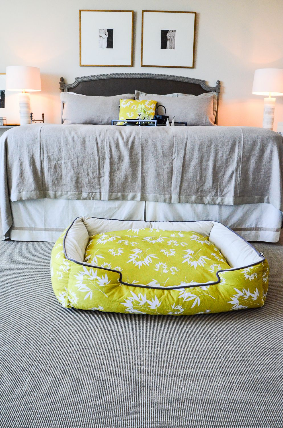 sd blog   shades of dog matching modern dog beds and throw  - sd blog   shades of dog matching modern dog beds and throw pillows love