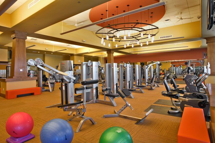 Fitness center best gym equipment gym commercial fitness