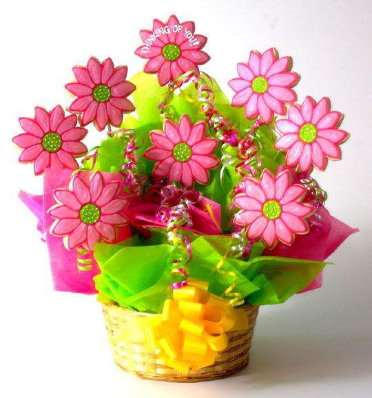 Cookie bouquet!