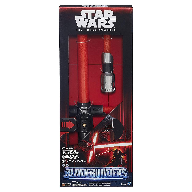 AmazonSmile Star Wars The Force Awakens Kylo Ren Deluxe