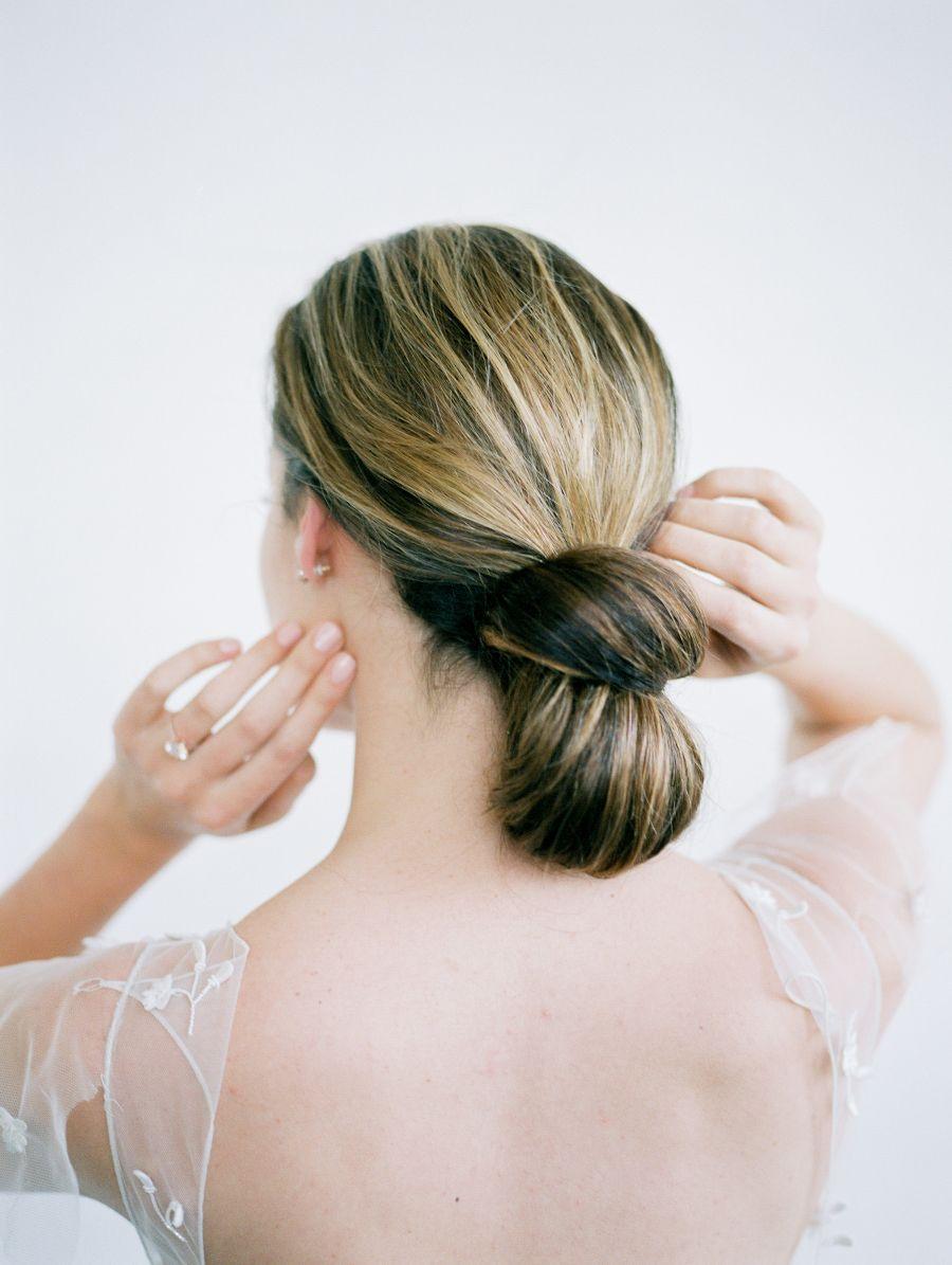 modern, colorful wedding 101 | bridal hairstyles | wedding