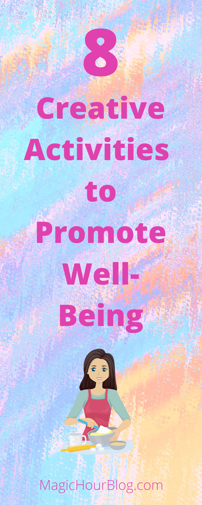 Creative Ideas to Promote WellBeing in 2020 Creative