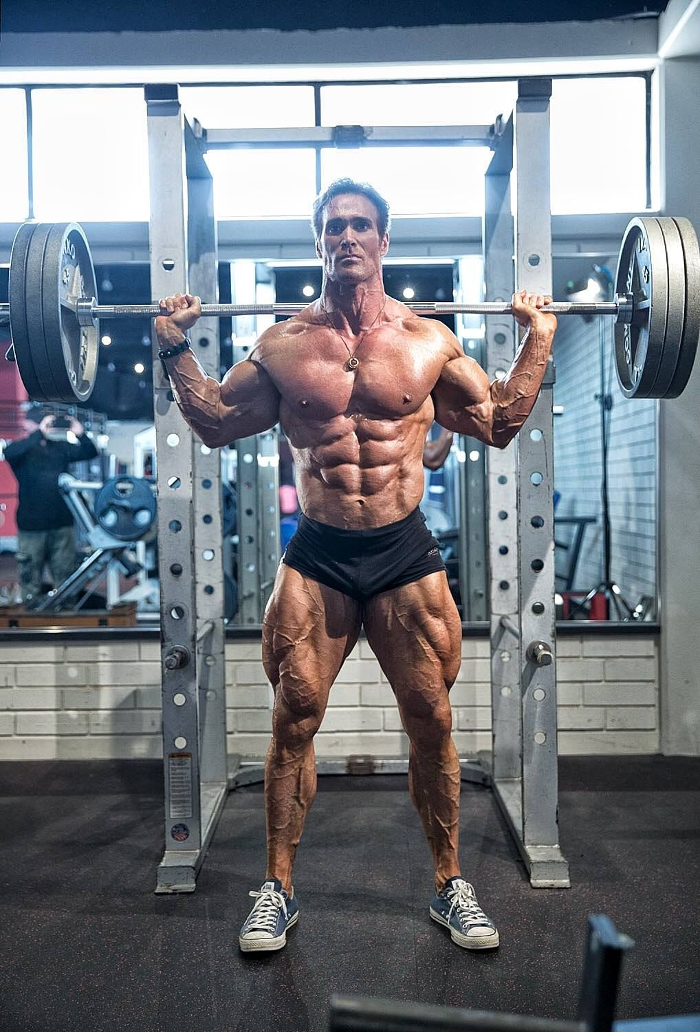 Mike O'Hearn | bodybuilding | Workout aesthetic